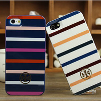 Free shipping  three-piece cover case for iphone5