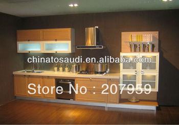 Modern kitchen cabinet freely design Foshan manufacturer