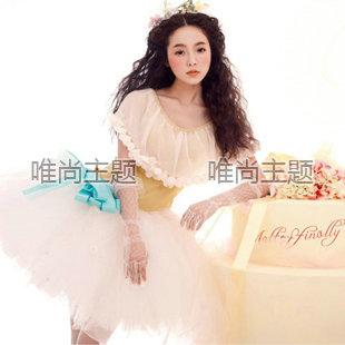 o envio gratuito de 2013 roupa jovem sopro saia W231 dama de honra menina eo melhor homem(China (Mainland))