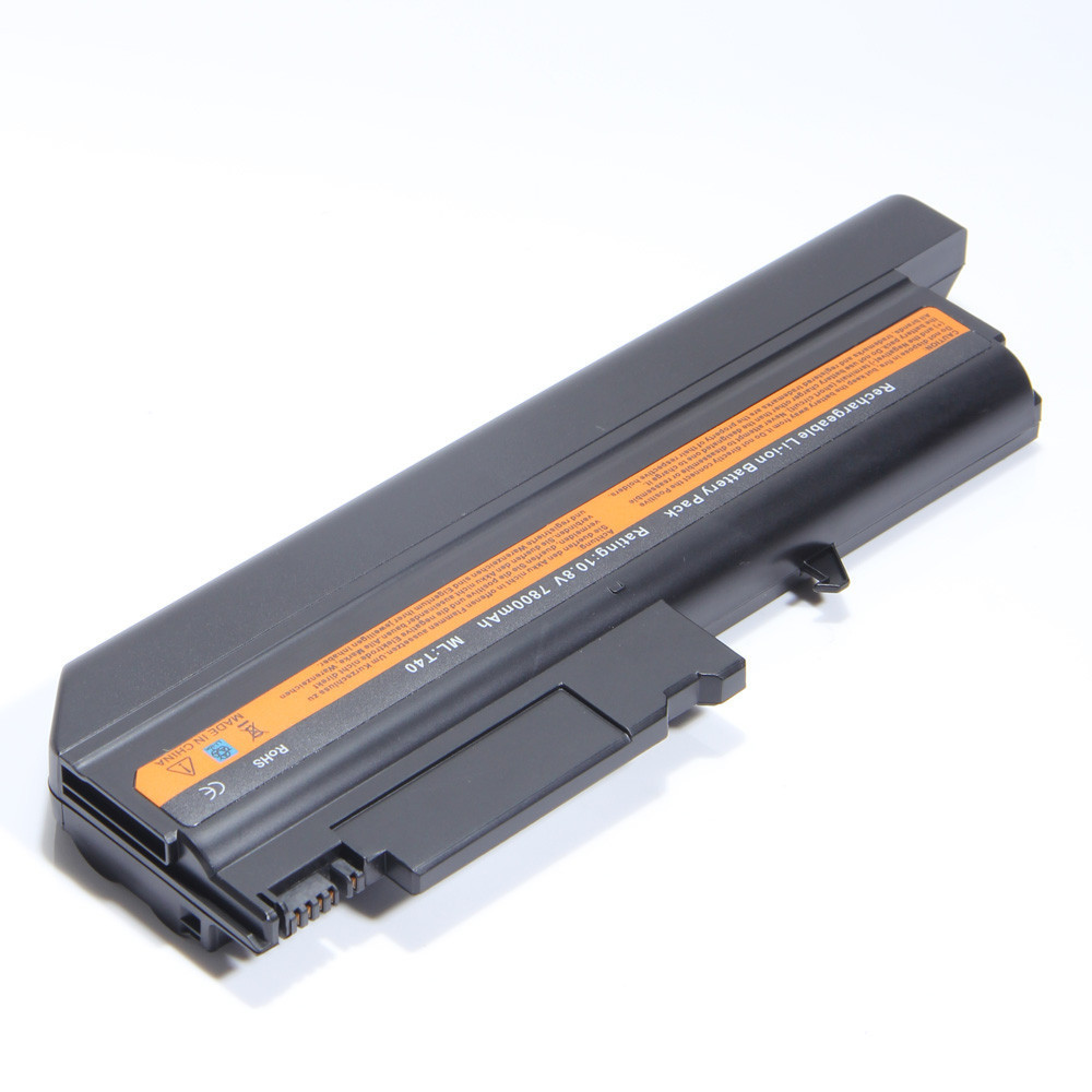 New 4400mAh Laptop Battery For IBM/Lenovo Thinkpad T40 T41 T42 T42P T43 R50 R50e R51 R52, Free & Drop Shipping(China (Mainland))