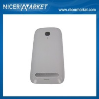 Free Shipping Mobile Phone Housings For  603 OF Nokia Housing  Battery Cover ,Back cover housing White Wholealse Or Retail