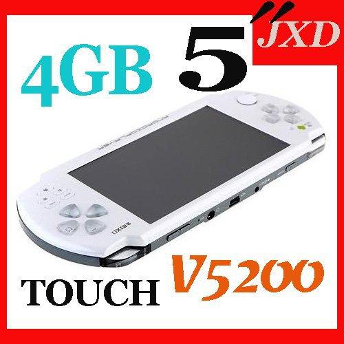 Портативная игровая консоль JXD Game Console 5/4gb JXD V5200 Wifi 3 briar mitchell lee game design essentials