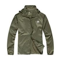 Ultra light Outdoor thin skin jacket Anti UV Wind Coat Windbreaker Waterproof Wear resistant Hiking Camping Jacket Free Shipping