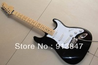 Wholesale - ChiNese Guitar Free Shipping new Yngwie Malmsteen Model with the Neck escaloped black VOS