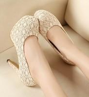 Shoes elevator 2013 New gauze thin heels high-heeled shoes fashion shoes hot-selling pumps summer shoe women