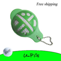 Free Shipping! 5pcs+Golf Ball Line Liner Marker Template Mark Putting Alignment Tool
