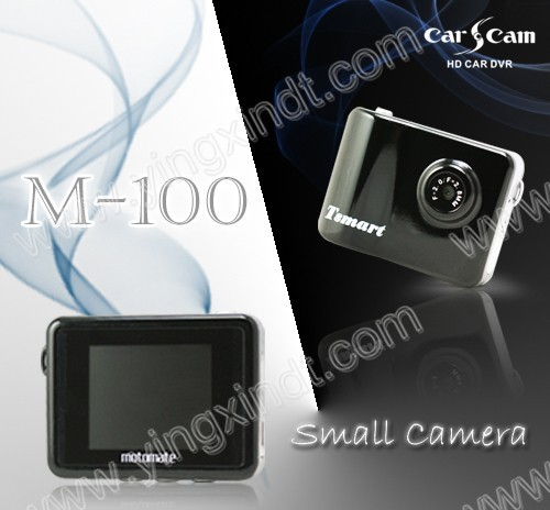 M100 mini camera small camera car camera motorcycle inscriber driving recorder(China (Mainland))