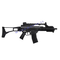 Free shipping! paper model G36 Short assault rifle1:1 simulate gun/ 3d paper toy/ handmake toy/diy Weapon toy/creative gifts