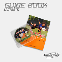 100% ultimate frisbee sports book cd