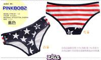 2013 Free Shipping Women underwear For Girls Panties 12pcs Lot Fashion Lady Sex Briefs Cotton Drawers Cotton Pink Secret