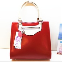 WEILISIDAN Fashion Women's Handbags Shoulder Bags Solid Business PU+Leather Bags D-801 Free Shipping