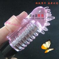 Finger cots vibrator sex products toys women masturbation utensils provocatively massage device sex toys