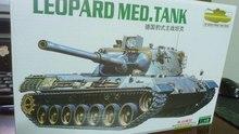 DIY German Panther tank 1:48 electric tank model assembling toys free shipping(China (Mainland))