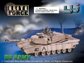 Bbi modern m1a1 tanks model 21250