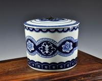 Achievo jingdezhen ceramic Large caddy seven cake gcaddy shelf home decoration