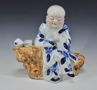 Achievo gift home decoration ceramic sculpture crafts tea pet decoration