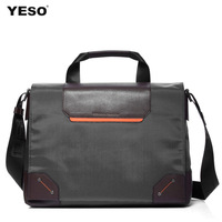 Hot-sailing Yeso clamshell waterproof shoulder bag messenger bag travel bag portable bag man business casual