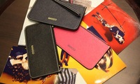 Free shipping 2013 new style Fashion Zipper Coin bag mobile phone bag on sale