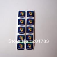 New 10PCS Win7 sticker logo 21*21MM for desktop computer