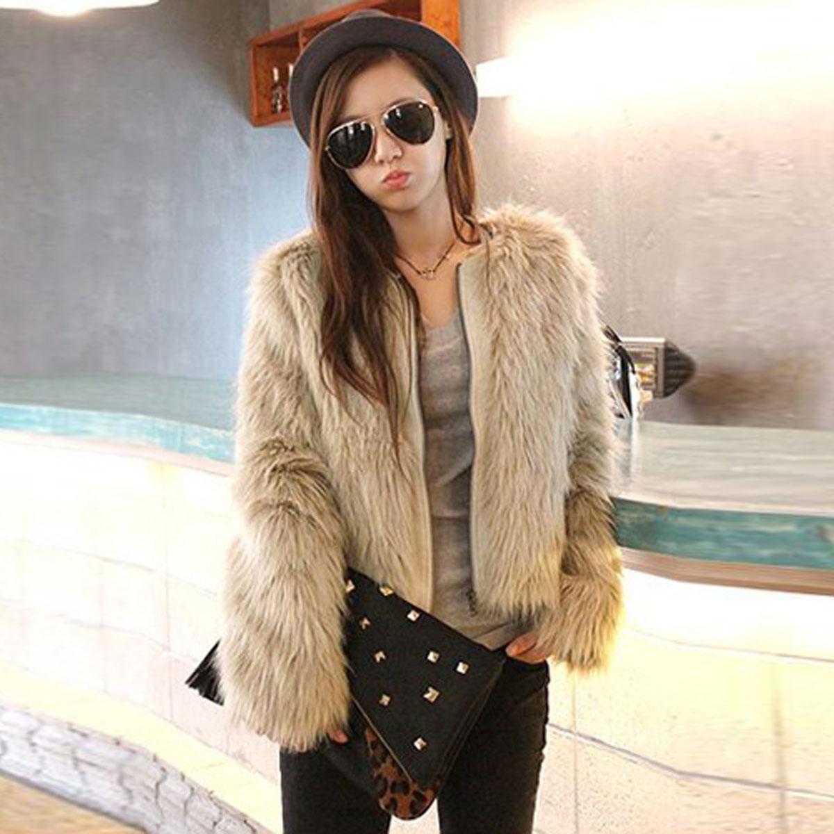 Short Fur Coat Photo Album - Reikian