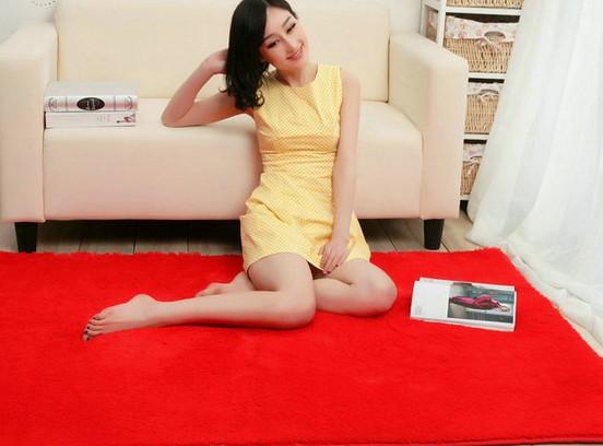 ca23700 capacho tapete estilo japonês cor vermelha 50*120cm1piece anti- escorregamento tapete macio tapete esteira ao ar livre frete grátis(China (Mainland))