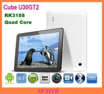 Cube U30GT2 U30GT 2 RK3188 Quad Core 1.8GHz 10.1inch FHD IPS Retina Screen 2GB/32GB  HDMI Bluetooth Camera 5.0MP