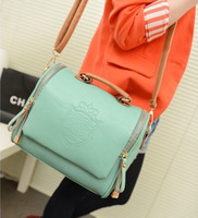 Free ship NEW women's handbag small fresh vivi sweet candy color messenger bag handbag messenger bag