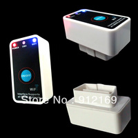 Super mini ELM327 WiFi with Switch work with iPhone OBD-II OBD Can