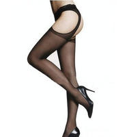 Surrounded carved hollow attract women's sexy pantyhose silk stockings sexy hot ss004-Free shipping
