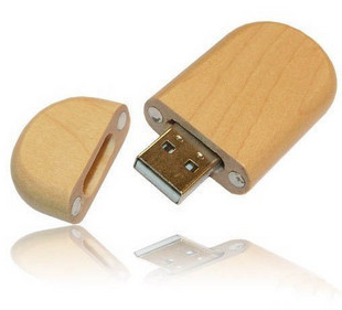 wholesale-free shipping Wooden U disk creative 8gb 16gb 32gb 64gb usb flash drive pen drive cartoon special package mail(China (Mainland))