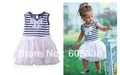 wholesale children's skirt tutu baby girl dress kids wear kids clothing with bow Children apparel free shipping