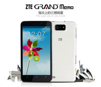 2013 New ZTE Grand Memo N5 quad core 5.7inch IPS screen 3200mah battery 2G/16G 3G phone