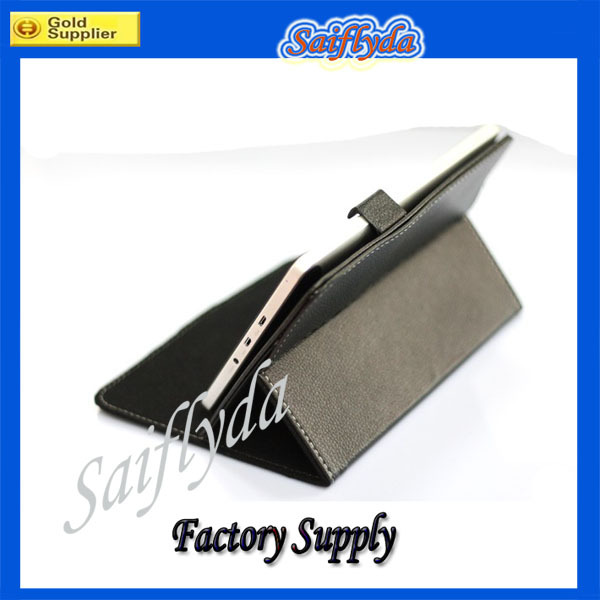 7 inch tablet case cover with stand free shipping via DHL(China (Mainland))