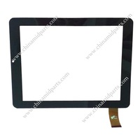 Touch Screen Digitizer Replacement Parts For  Teclast P85 8 inch tablet PC