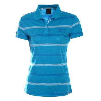 Summer women's hongxingerke breathable comfortable female turn-down collar short-sleeve T-shirt 12212202354 sports
