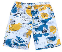 Free Shipping 3pcs/lot casual  shorts plus size summer sunscreen beach pants with cotton fabric