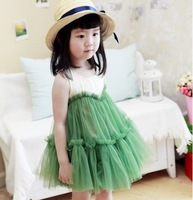 The Lowest Price And Hot Sell !!! The 2013 New Arrival Lovely Children's Summer Spinning Mini The Princess Skirts 20pcs/lot