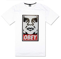 Free shipping 2013 Wholesale diamond supply co dgk ymcmb obey men&#39;s t shirt fashion pink dolphin Cotton t shirt
