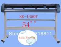 Free shipping ,54'' Seiki brand vinyl cutter plotter-SK-1350T