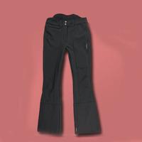 2013 Free Shpping Original Women windproof water soft shell pants skiing pants warm pants di3-b797