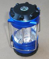 Free Ship Portable LED Camping light Dimmable tent lamp super bright light 12LED battery light hiking/fishing/boating light