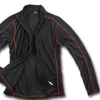 2013 Free Shipping Original Professional sports Men stand collar cardigan fleece clothing fleece sweatshirt cf2-c490