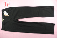 2013 Free Shipping Original Women cotton loose plus size elastic comfortable casual pants ac4-c474