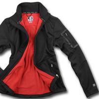 Plus size plus size Women thermal shell outside sport outerwear ac3-a633