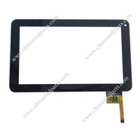 For N900 android 4.0 9'' tablet pc allwinner A13 Touch Screen Digitizer Replacement Parts TPC0436