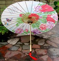 Oiled paper umbrella water-resistant sunscreen oiled paper umbrella dance oiled paper umbrella classical butterflies