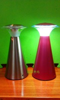 Led charge table lamp table lamp gift lamp mushroom lamp touch