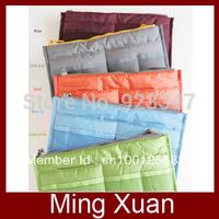 Retail Free shipping 6 Colors Lady's Organizer Bag/Multi Functional Cosmetic Bag Organizer 1pcs/lot