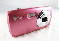 Free Shipping 5.1MP digital camera with 1.8'' screen cheap price original brand Best Christmas gift auto flash