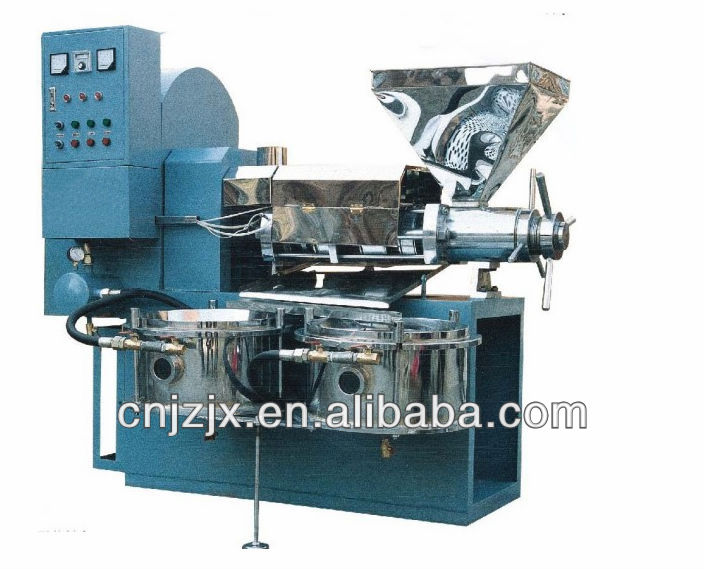 Beautiful Out Look Design Hydraulic Olive Oil Press Machine(China (Mainland))